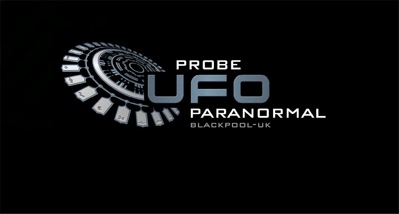 PROBE UFO PARANORMAL, BLACKPOOL (UK) - Logo Design