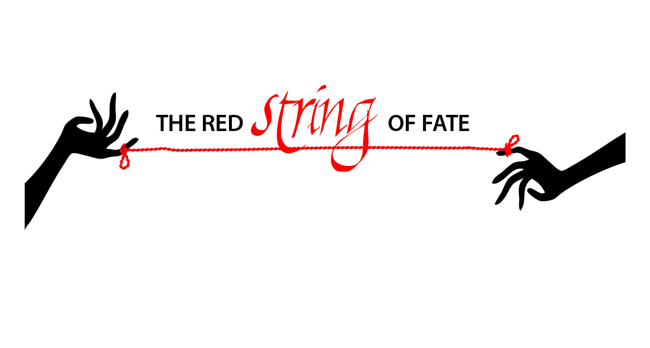 """Logo Entwurf """"The Red String OF Fate""""- (Live Spectacular, China)"""