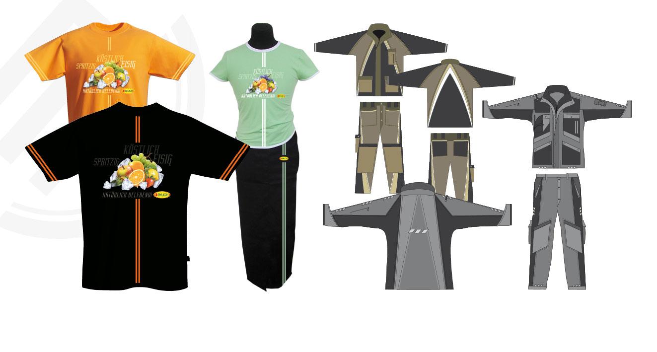 DOBLER TEXTIL / SEVENTOFIVE - Arbeitsbekleidung